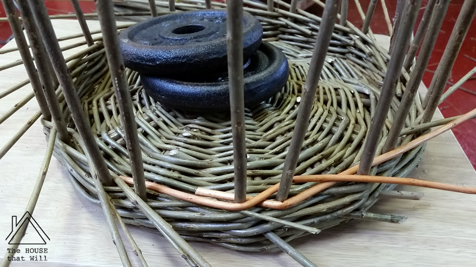 The House that Will | Basket Making Workshop with Ciaran Hogan