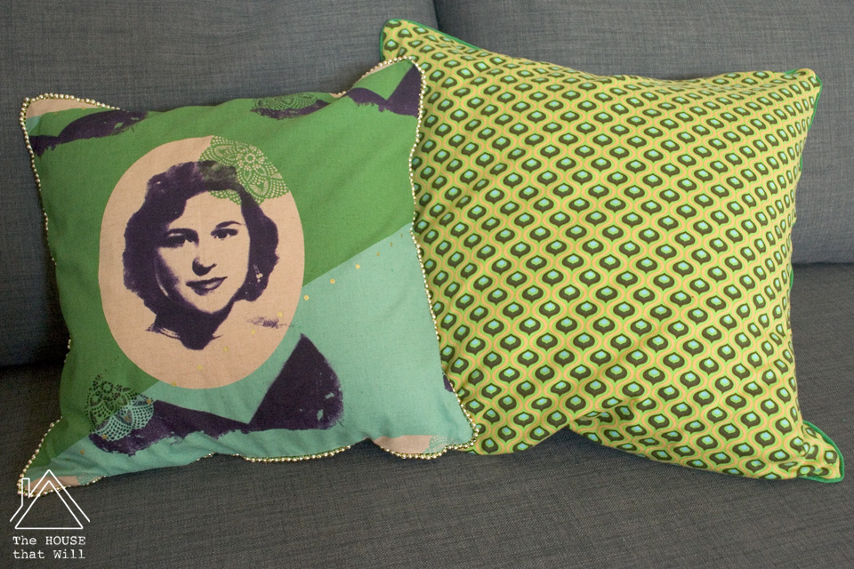 The House that Will | Scatter Cushions for the Studio