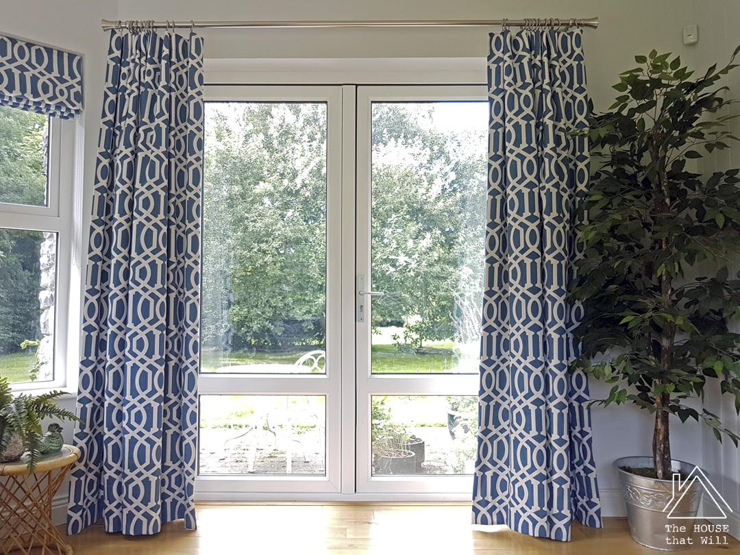 making lined curtains. Black Bedroom Furniture Sets. Home Design Ideas