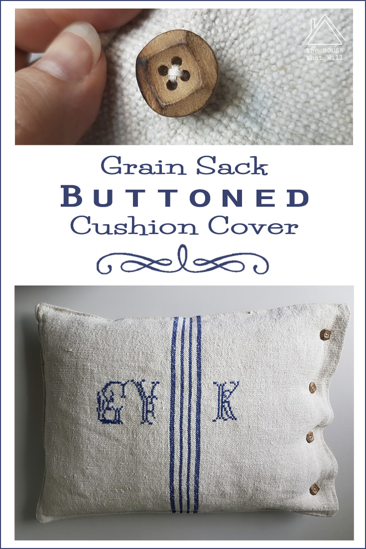 17 grain sack pin