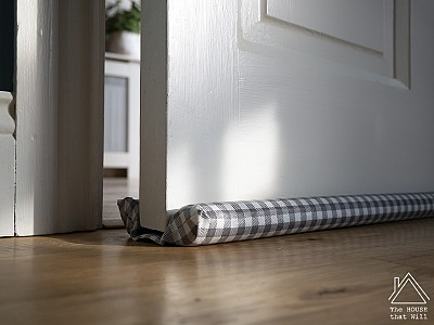 DIY Draught Excluder for Doors