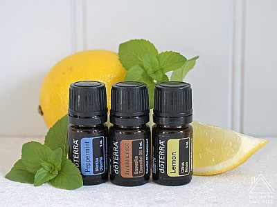 Essential Oils in the Home