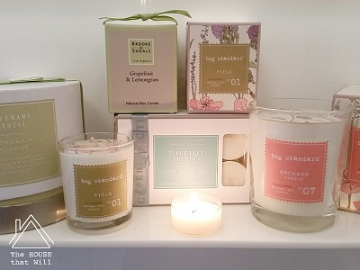 My Favourite: Scented Candles